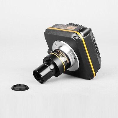 Usb 2.0 5.1 Mp Cmos Microscope Digital Color Camera Eyepiece Video System