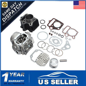 Cylinder Head Piston Gaskets For Honda ATC70 CRF70 CT70 TRX70 XR70 S65 70CC US