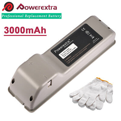 10.8V 3.0Ah Replacement Battery XBT800 for Shark SV800 VX63 Vacuum Cleaner Stick ()