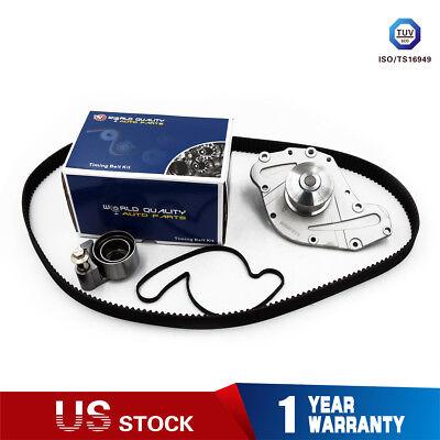 ( Timing Belt Kit Water Pump For 05-10 Chrysler Dodge VW 3.5L 4.0L 24v )