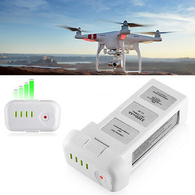 New Battery For DJI Fancy 2 Vision+ Plus Drone Quadcopter Disperse 5200mAh 11.1V