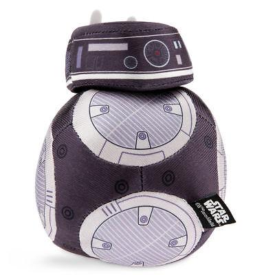 "Disney Store Star Wars The Last Jedi BB-9E Black Droid Robot Plush Toy Doll 6"" H"