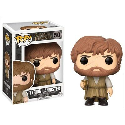 Funko Pop! Tv: Game Of Thrones - Tyrion Lannister Vinyl Figure,multicolor