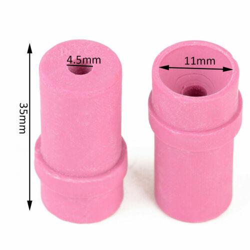 20x Sandstrahler Keramikdüsen Ersatzdüsen Für Sandstrahlpistole Düsen 6,0 mm