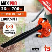 Get Brand New Max Pro 26cc 2-Stroke Petrol Blower –Discount Price Fairfield East Fairfield Area Preview