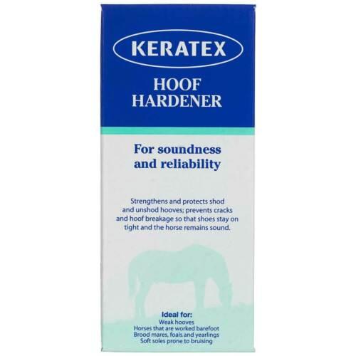 Keratex 250mL - 8.45 fl oz  Hoof Hardener, New/sealed