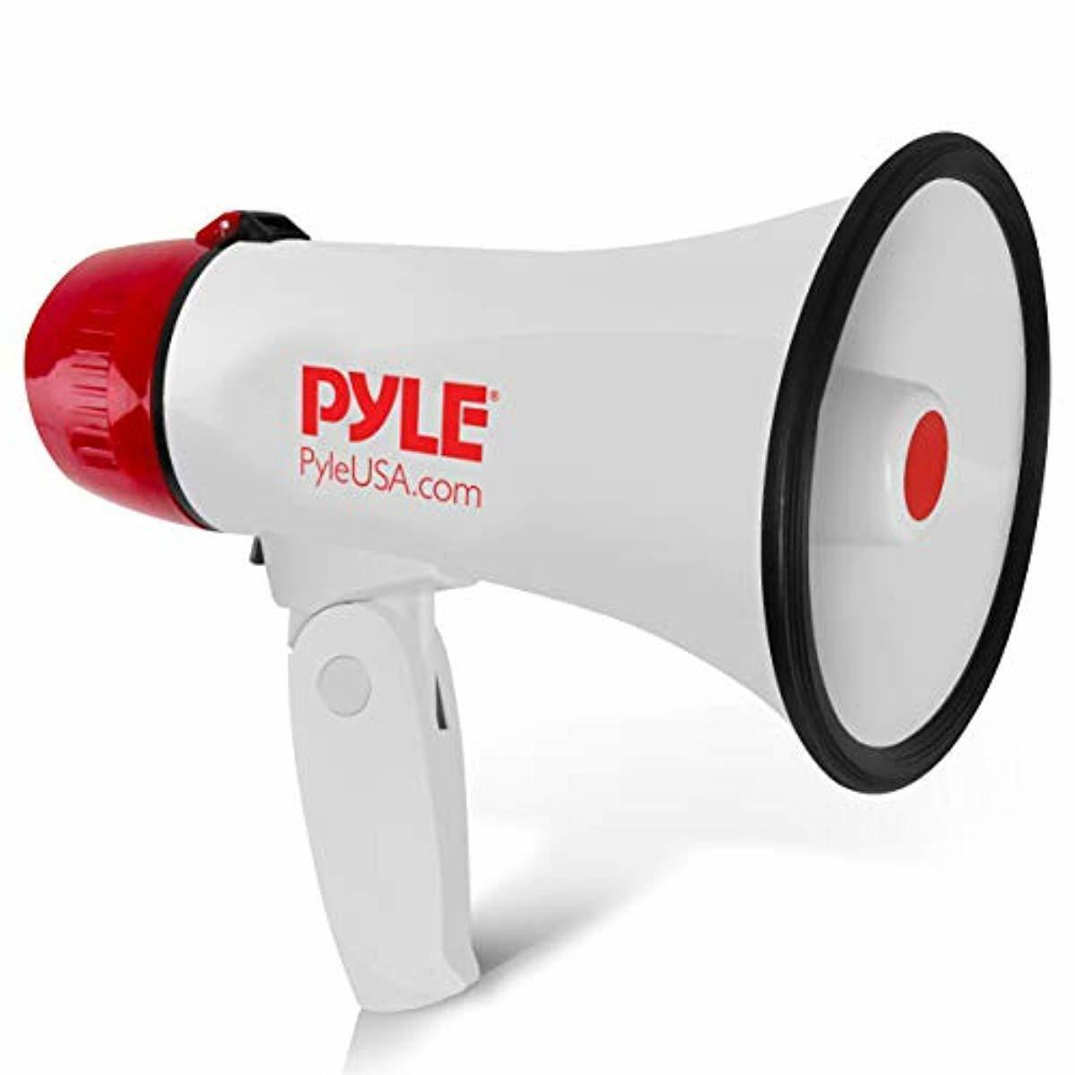 PMP20 Pyle Megaphone Speaker PA Bullhorn- 20 Watt Adjustable