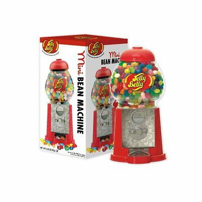 Jelly Belly Mini Bean Machine Jelly Bean Dispenser 3.25-oz Jelly Beans + 20 bags (Jelly Bean Dispenser)