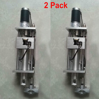 2packs Flame Plasma 100mm Stroke Z-axis Torch Lifter For Cnc Height Controller