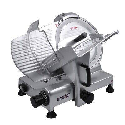 Alpha Hbs-300 Commercial Meat Slicer 12
