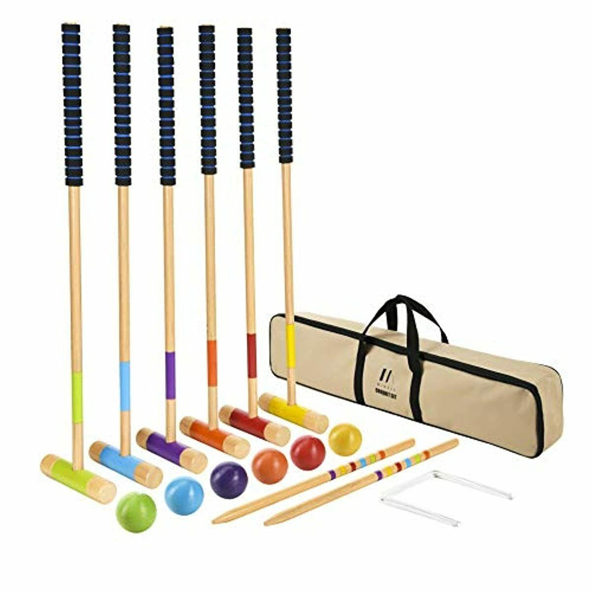 cool games full croquet set for kid