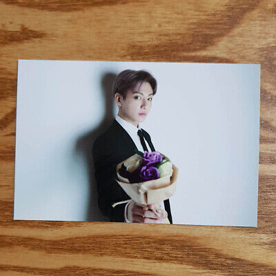 Jungkook Official Broadcast Photocard BTS Love Yourself Answer Kpop Genuine