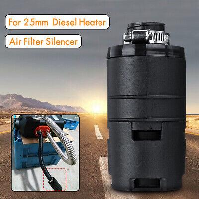 25mm Car Air Intake Filter Silencer Pipe For Eberspacher Webasto Diesel Heater