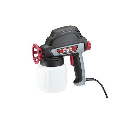 Krause & Becker 5 GPH Electric Paint Spray Gun w/ 25 Oz. Cup #62267  **√7708**