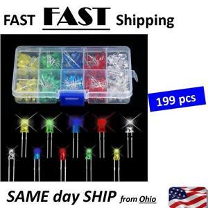 Single Assortment LED variety pack - LOT BULK LED