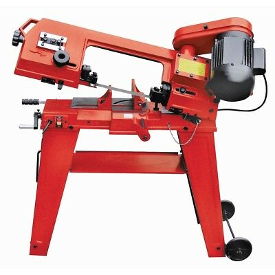 Heavy Duty DIY 1 HP 4 in. x 6 in. Horizontal Vertical Metal Cutting Band Saw