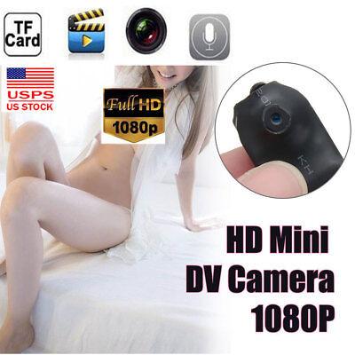 Spy camera 1080P Full HD Smallest Hidden Pinhole camera  video recorder DV DVR