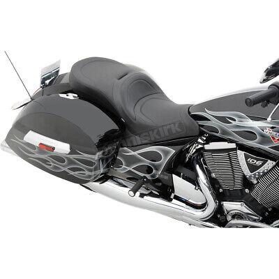 Drag Specialties Mild Stitch Low Profile Touring Seat - 0810-1540