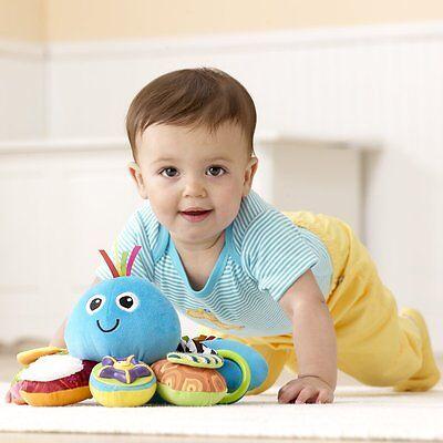 Lamaze Octivity Spielkrake geeignet für Babys ab 6 Monate Spiel Baby Kinder NEU