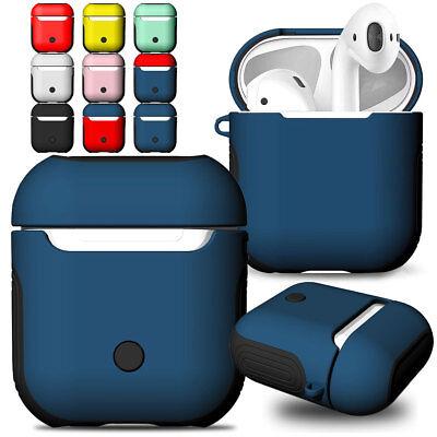 For Apple Airpods Air Pod Accessories Anti-lost Silicone Portable Case Cover