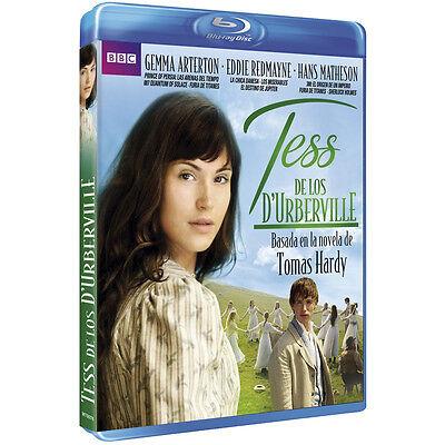 Tess of the D'Urbervilles (2008) **Blu Ray B** Gemma Arterton Eddie