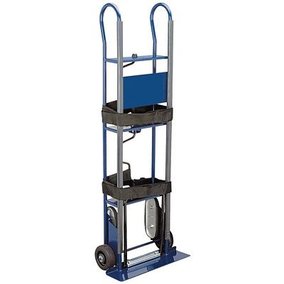 Hand Truck Strap 600 Lb. Loads Steel Frame Stair Climbers 6 Solid Rubber Wheels