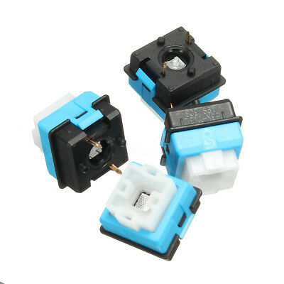 4x Plastic B3k-t13l Romer G Replacement Switches For Logitech G310 G810 G910
