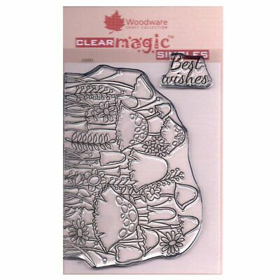 Woodware Craft Collection Clear Magic Stamps by Jane Gill CHOOSE Various Designs Collection Clear Stamps