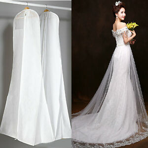 breathable wedding dress ball gown garment travel zip bag clothes