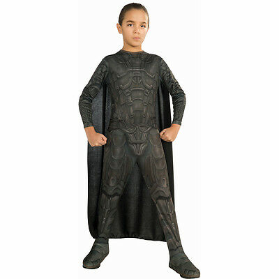 Man Of Steel Zod Kostüme (Man of Steel Superman General Zod Child Costume Rubies 886895)