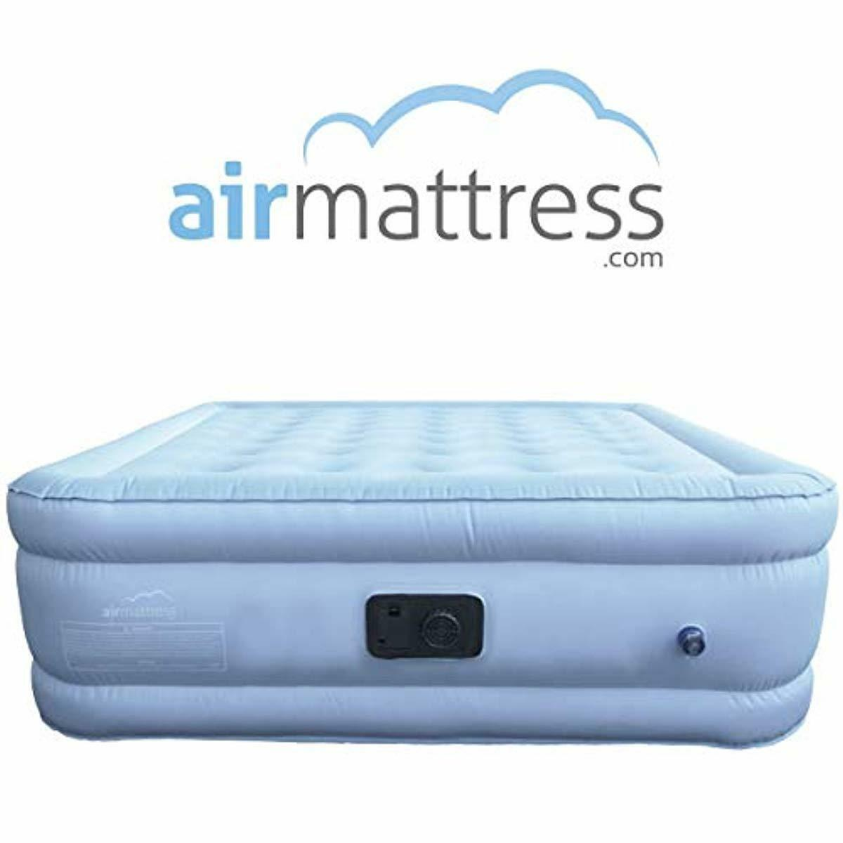 Air Mattress KING size - Best Choice RAISED Inflatable Bed w