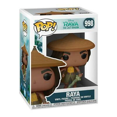 Funko POP! Disney: Raya y el último dragón: Raya