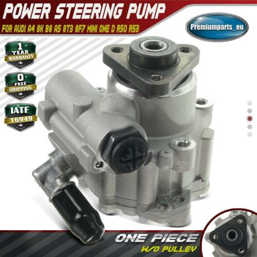 Power Steering Pump For Audi A4 8K B8 A5 8T3 8F7 Mini One