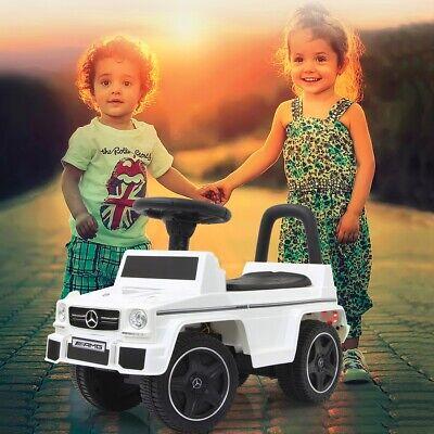 Rutschauto Mercedes AMG G63 Rutscher Car Schieb Auto Lauflernhilfe Kind Fahrzeug