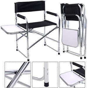 Aluminum Directors Chair Ebay