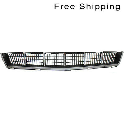 Front Black Grille W/ Chrome Molding W/O Platinum Fits 07-11 STS GM1036138