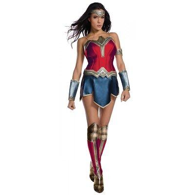 Wonder Woman Costume Adult Justice League Halloween Fancy - Justice League Halloween Costumes