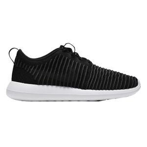 NIKE Roshe two Flyknit Scarpe Uomo Uomo Scarpe Da Ginnastica Sneaker BLACK 844833001