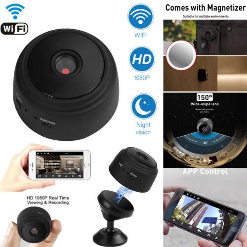 Mini Hidden Spy Camera WiFi Small Wireless Smart security Camera Full HD 1080P