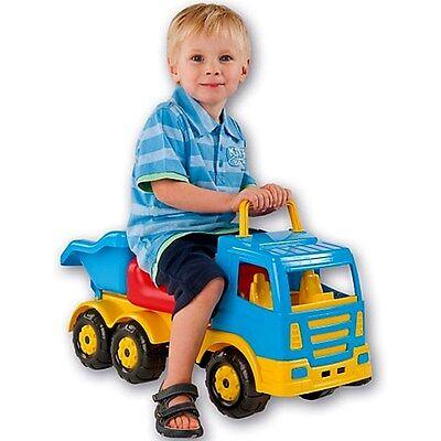 WADER 6614 Premium Racer Rutschfahrzeug Rutscher LKW Fahrzeug Spielzeug Auto NEU