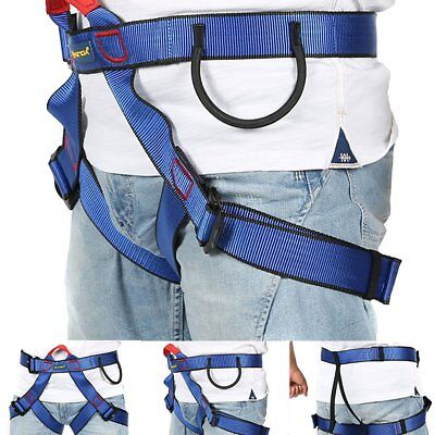 Professional Climbing Caving Sit Harness Rock Climbing Protection Safety Belt