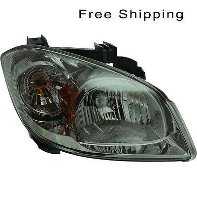 Halogen Head Lamp Assembly RH Side Fits Chevrolet Cobalt Pontiac G5 GM2503282
