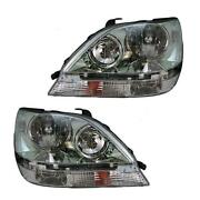 2001 Lexus RX300 Headlights