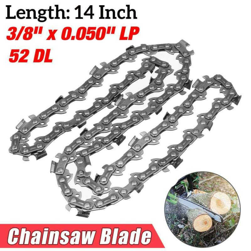 "BLADE FOR MCCULLOCH 338 12/"" 1.3mm 3//8/"" GENUINE OREGON 91PX CHAINSAW CHAIN"