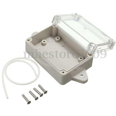 Plastic Waterproof Clear Cover Project Electronic Box Enclosure Case 855833mm