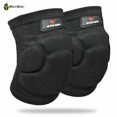 17b8417c90 1 pair Cycling Kneepads Biking MTB Bike Sports Knee Guards Brace EVA  Protector