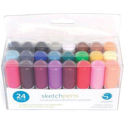 Silhouette Sketch Pen Starter Kit New
