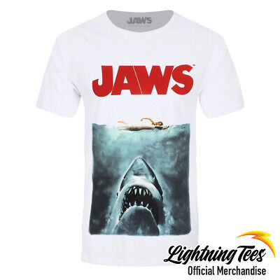 Official Jaws Movie Poster T-Shirt