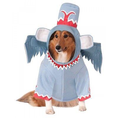 Winged Monkey Costume Pet Wizard of Oz Halloween Fancy - Monkey Dog Costumes