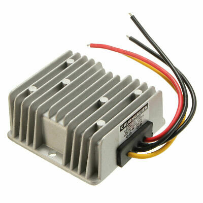 Vehicle Automatic Voltage Stabilizer Regulator Dc8-40v To 12v 6a 72w Waterproof